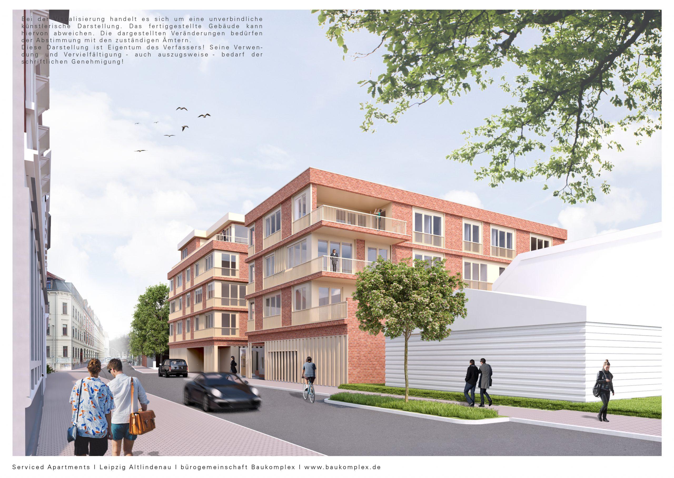 Angerstr.-Serviced Apartments_Blick Süd