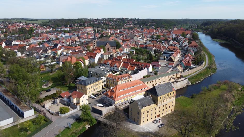 Grimma-Luftbild