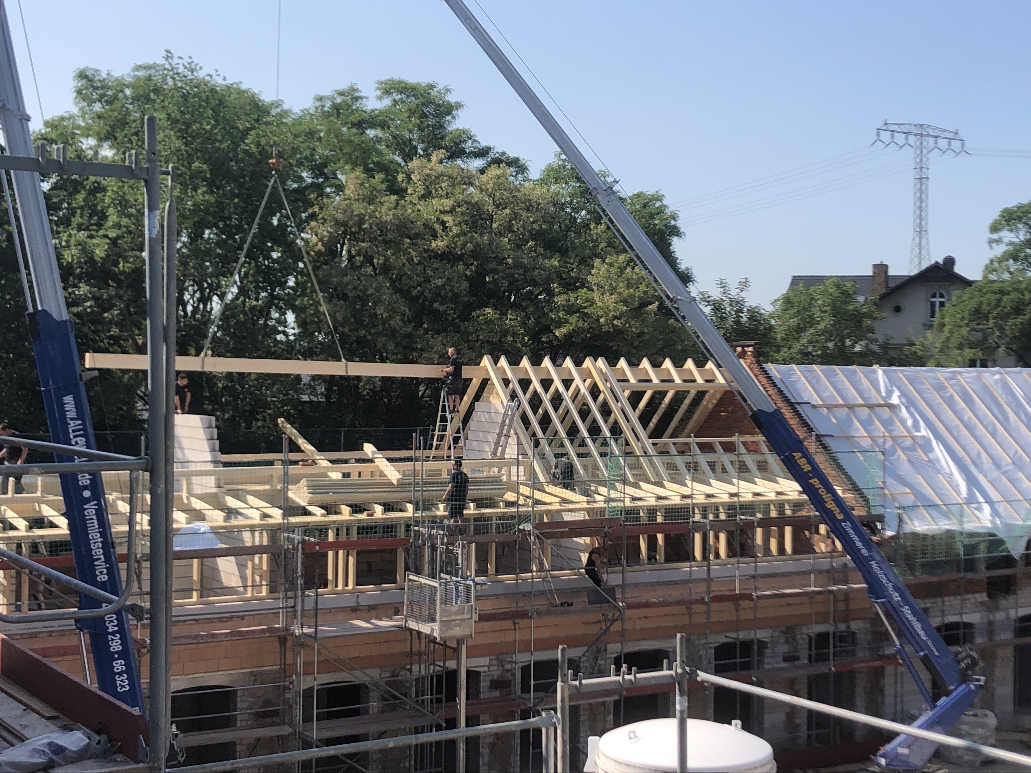 NG2.1 - Neubau Dach1